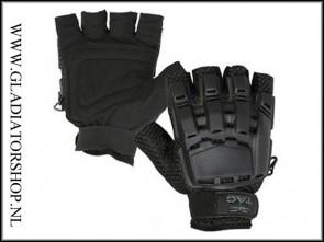 Valken Hardback Half Vinger Handschoenen zwart