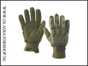 Valken V-Tac full vinger handschoen olijf groen