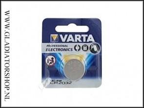 Varta 3 volt knoopcell CR2032