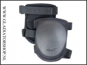 Viper Tactical knie bescherming zwart
