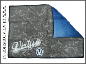 Virtue Dual-Sided microfiber lens cloth