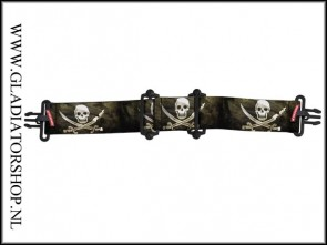 Virtue Vio Contour strap Jolly Roger Pirate