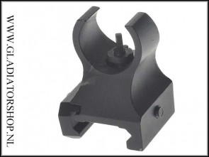 Warrior metalen 21mm weaver low profile A2 style front sight