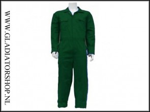 Paintball overall groen maat 50