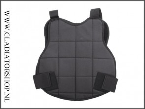 Zen Chest Protector zwart XL