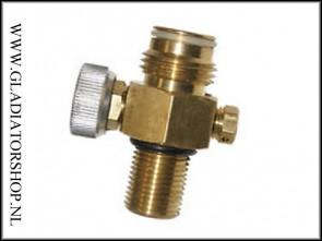 Zen Co2 on/off valve