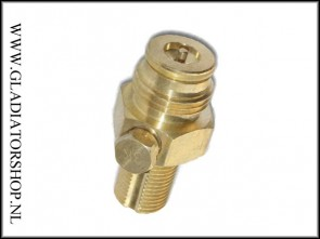 Zen Co2 pin valve