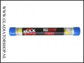 Zen MAX PEPPER powder balls 10 round tube