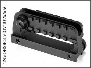 Zen 21mm weaver rail carry handle & aim site