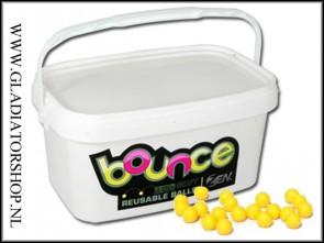 Zen herbruikebare rubber Bounce balls 1000 round