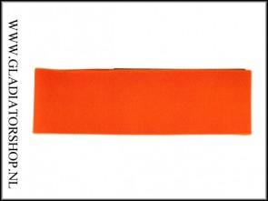 Team herkenning- armband oranje