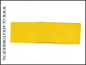 Team herkenning- armband geel