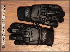 (O) Zen full vinger handschoenen zwart