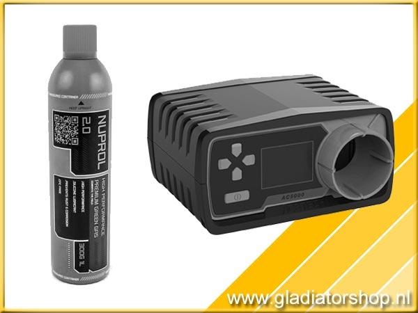 Airsoft Onderhoud en Gadgets