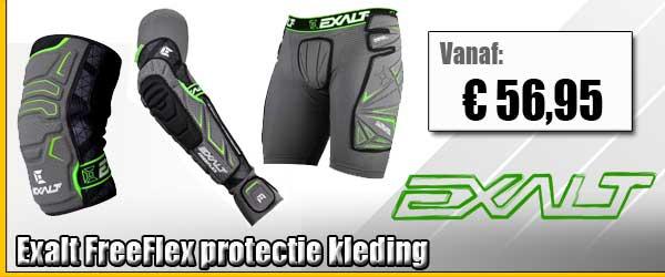 Exalt Free flex protectie kleding