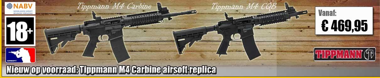 Tippmann M4 Carbine airsoft replica