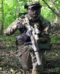 Airsoft paintball camouflage outfit fcc woodland multi camo dtc